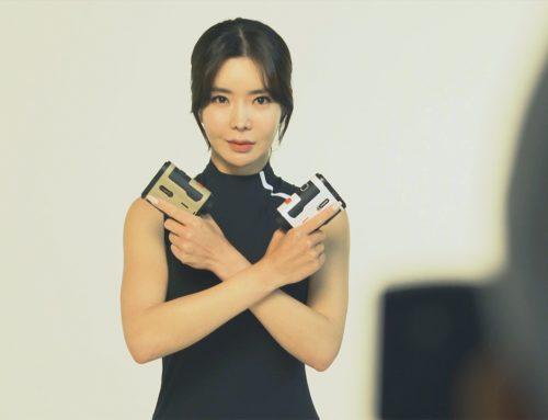 캐디톡 X 안신애 광고 메이킹 필름
